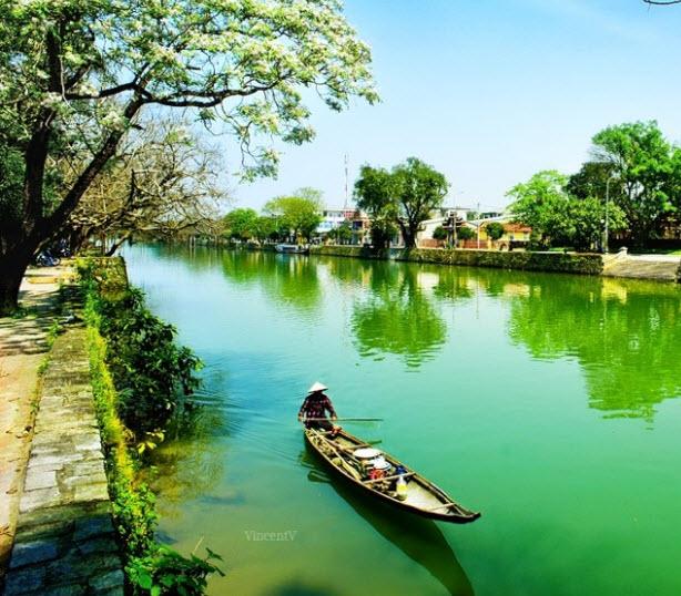 dòng sông - Cảm nghĩ về dòng sông quê hương