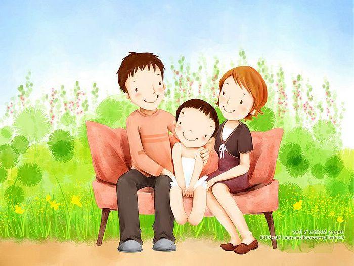 Kể về gia đình của em