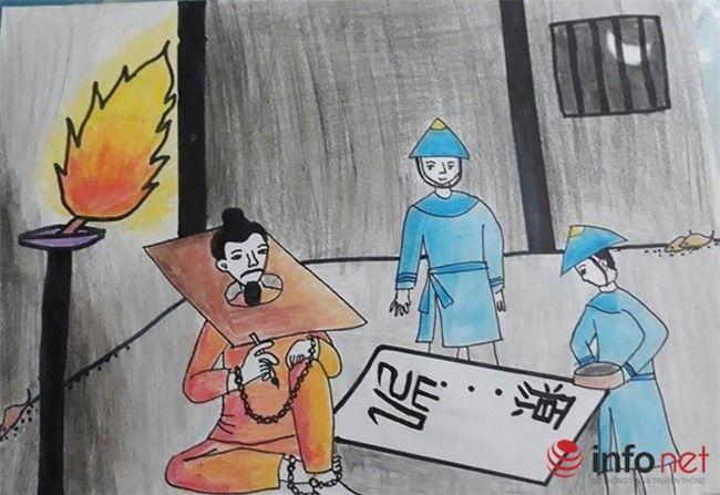 Cảm nhận về nhân vật Huấn Cao trong tác phẩm Chữ Người Tử Tù của Nguyễn Tuân