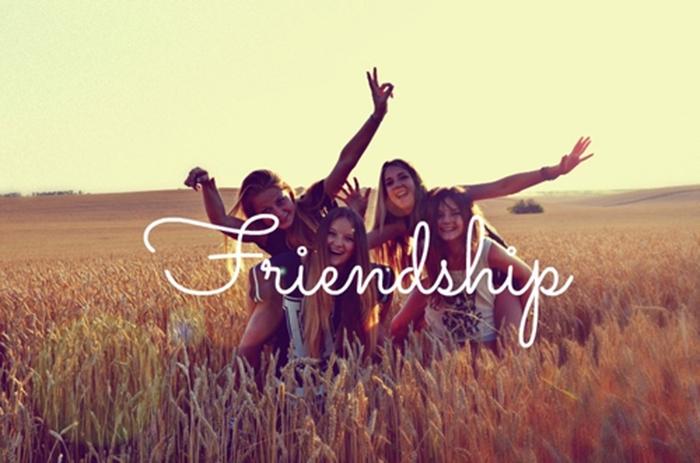 Suy nghĩ về tình bạn trong cuộc sống của em