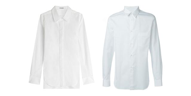 Tả chiếc áo trắng em mặc đến lớp hôm nay